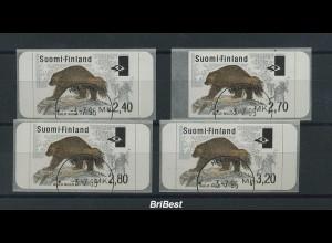 FINNLAND 1995 ATM Nr 29.2 S1 gestempelt (78196)