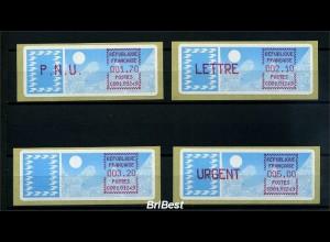 FRANKREICH 1985 ATM Nr 6.3xd ZS1 ** ME 260,- (78742)
