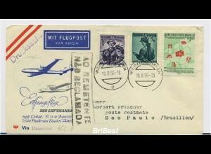 Interessanter Erstflugbeleg 1956 ANSEHEN (80366)