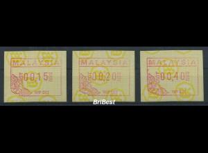 MALAYSIA 1987 ATM Nr 1 S1 postfrisch (80858)