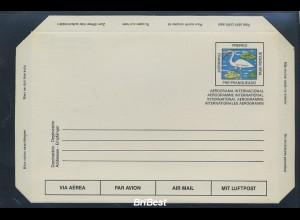 AEROGRAMM Motiv: VOEGEL postfrisch (85188)