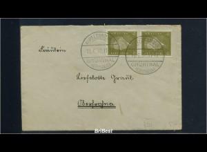 DR 1932 Interessanter Brief (85627)