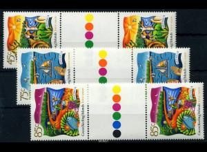 KOKOS INSELN 1997 Nr 354-356 ZS Satz postfrisch (88132)