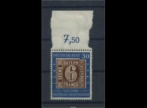 BUND 1949, Nr 115 sauber postfrisch (88244)