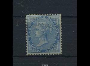 INDIEN 1856 Nr 10 sauber ungebraucht (88298)