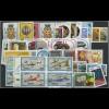 ITALIEN Lot postfrisch auf Steckkarte ME 30.- (88966)