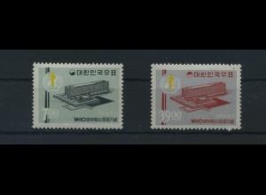 SUEDKOREA 1966 Nr 526-527 postfrisch (92046)