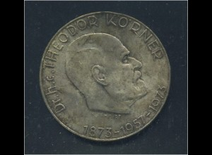 OESTERREICH - 50 Schilling 1973, Silber (92421)