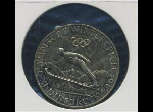 OESTERREICH - 50 Schilling 1964, Silber (92485)