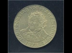 OESTERREICH - 50 Schilling 1978, Silber (92566)