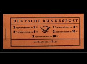 BUND 1956 MH 4YII RLV II sauber postfrisch (94147)