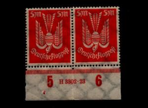 DR 1923 Nr 263 mit Hausauftragsnummer (94658)