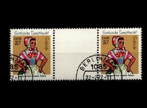 DDR 1971 WZ 13 I sauber gestempelt ME 170.- (94881)