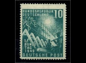 BUND 1949, Nr. 111 postfrisch (95672)