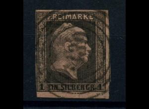 PREUSSEN 1850, Nr. 2 gestempelt (95676)