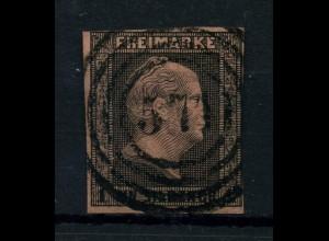PREUSSEN 1850, Nr. 2 gestempelt (95682)