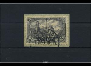 DANZIG 1920 Nr 13a gestempelt (96363)