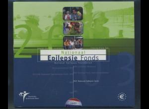 NIEDERLANDE - KMS 2003 im Originalfolder (96391)