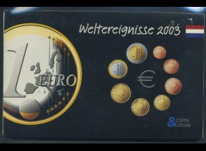 NIEDERLANDE - KMS 2003 im Ereignisfolder (96396)