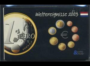 NIEDERLANDE - KMS 2003 im Ereignisfolder (96397)