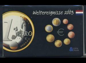 NIEDERLANDE - KMS 2003 im Ereignisfolder (96398)