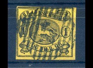BRAUNSCHWEIG 1860, Nr. 6b (96516)