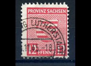 SBZ 1945, Nr. 71XAa gestempelt (96704)