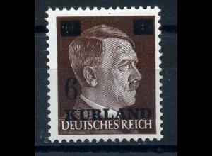 II.WK KURLAND 1945, Nr. 2II (96810)