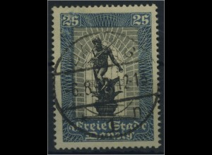 DANZIG 1929, Nr. 219b (96910)