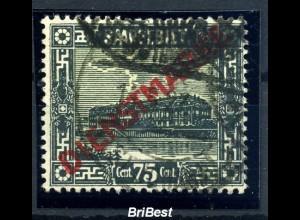 SAAR 1923 Nr D15 IV sauber gestempelt (97040)