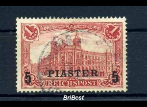 DP TUERKEI 1902 Nr 20II gestempelt (130.-) (97632)