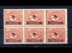 DANZIG 1938 Nr 180FI postfrisch (170.-) (97680)