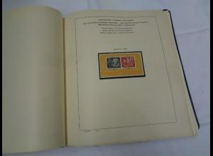 DDR Blocksammlung gestempelt (800025)