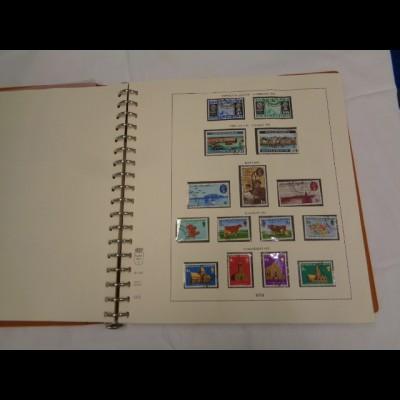 GUERNSEY Slg. 1969/1982 postfr./gestempelt (800028)