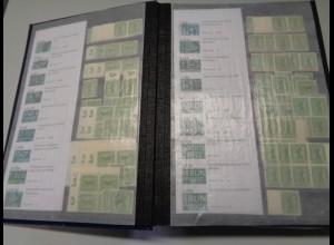 BERLIN BRANDENBURG Plattenfehler Sammlung (800048)
