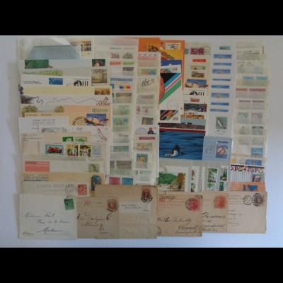 Posten von 100 Briefen aus Lagerauflösung (800078)