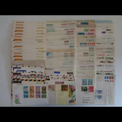 Posten von 100 Briefen aus Lagerauflösung (800081)