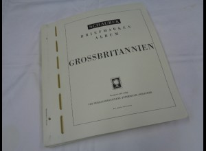 SCHAUBEK Vordruck GB 1840/1984 kpl. (204267)