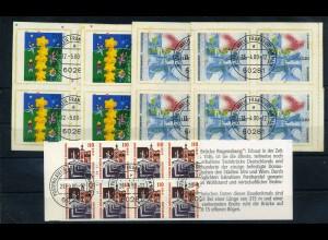 BUND Markenheftchen Lot aus 2000 (100294)