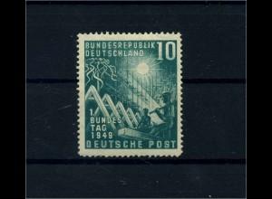 BUND 1949 Nr 111 postfrisch (100605)