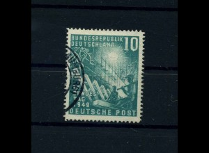 BUND 1949 Nr 111 III gestempelt (100776)