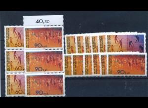 BERLIN 1981 Nr 645-646 postfrisch (102151)