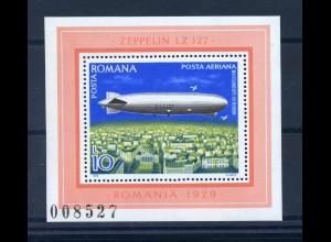 RUMAENIEN 1978 Block 148 postfrisch (102399)