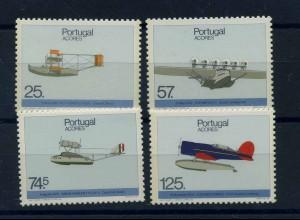 AZOREN 1987 Nr 386-389 postfrisch (102403)