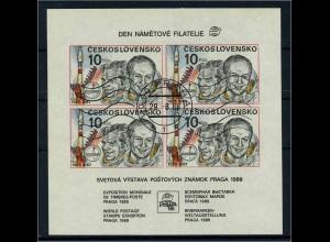TSCHECHOSLOWAKEI 1988 Klbg gestempelt (102759)
