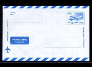 UNGARN 2003 Aerogramm postfrisch (102775)