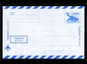 UNGARN 1997 Aerogramm postfrisch (102776)