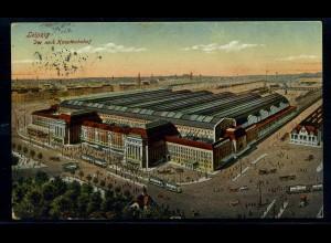 AK LEIPZIG Hauptbahnhof siehe Beschreibung (103583)