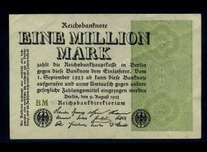 1Mio. Mark 1923 Reichsbanknote siehe Beschreibung (103733)