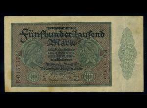 5Tsd. Mark 1923 Reichsbanknote siehe Beschreibung (103749)